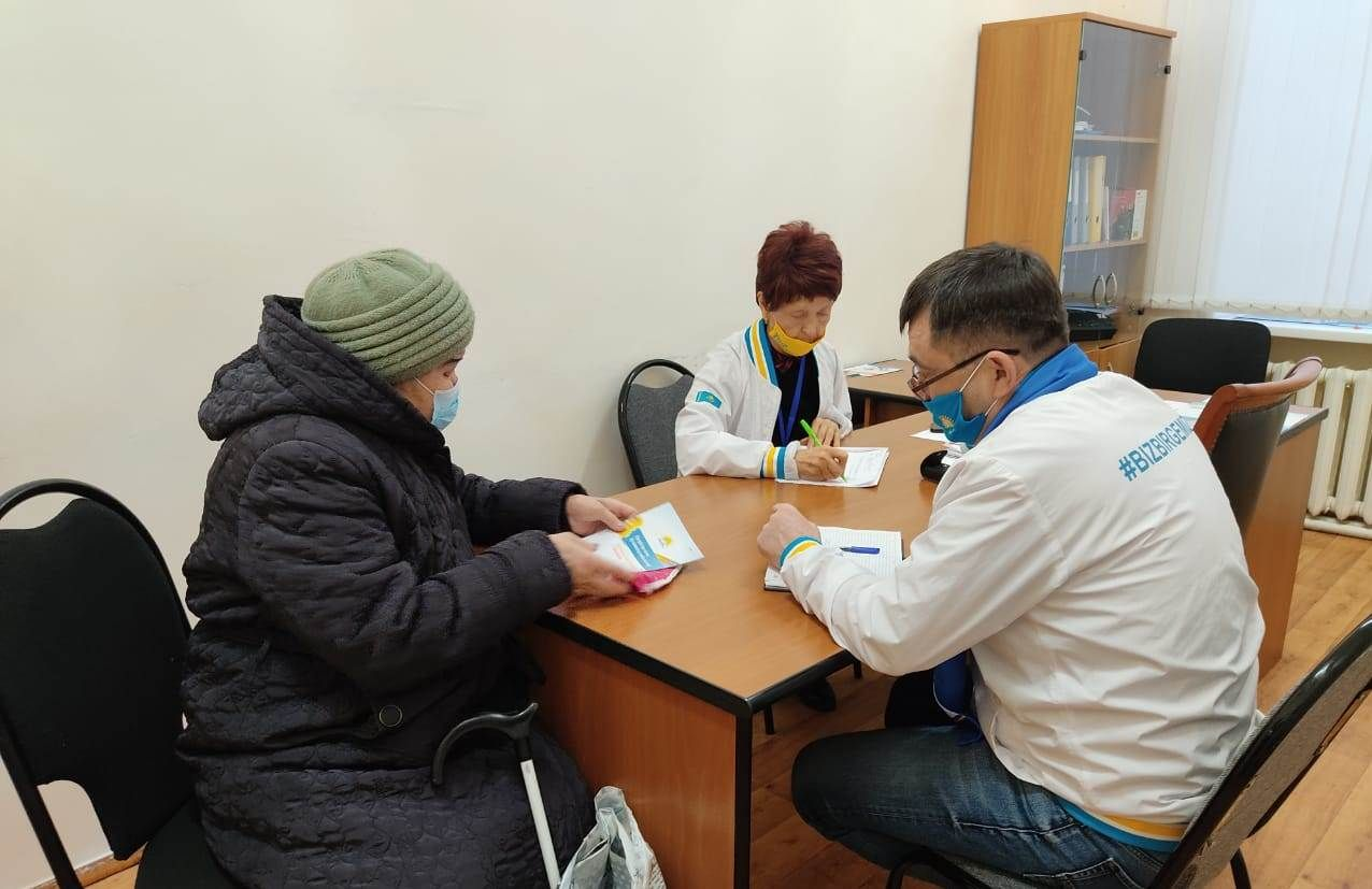 В Уральске представители НПО встретились с кандидатами в депутаты 556669 - Kapital.kz