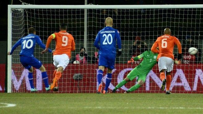 Сборная Исландии сенсационно одолела команду Голландии- Kapital.kz