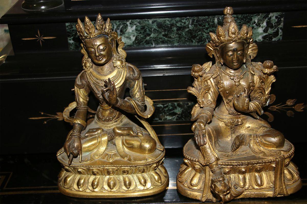 Духовная скульптура Юго-Восточной Азии. Антиквариат «не для всех» 520782 - Kapital.kz
