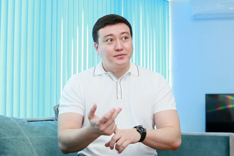 Чингиз Кулахметов