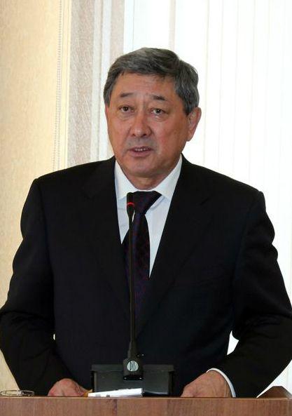 Измухамбетов Бактыкожа Салахатдинович