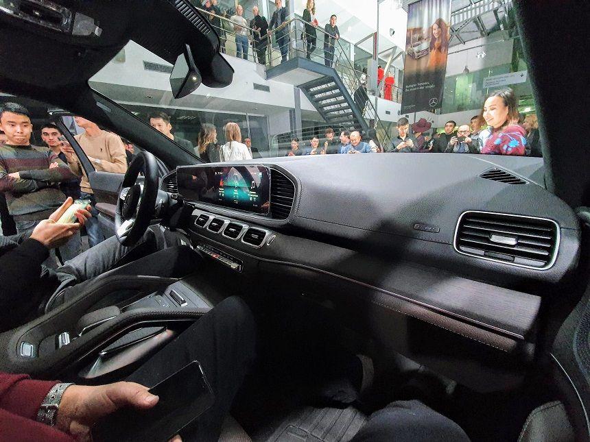 Новые Cayenne Coupe и GLS в Казахстане, а также рестайлинг F-Type 134566 - Kapital.kz