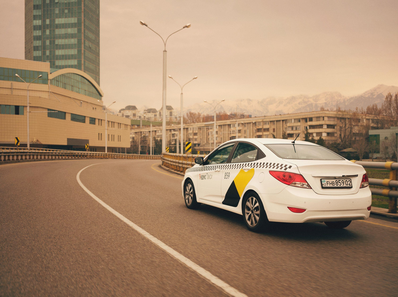 Яндекс.Такси доставляет заказы из «Садыхана» и Tele2 - Kapital.kz