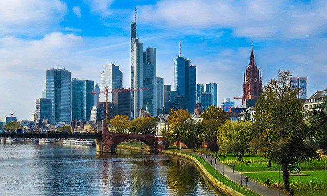 Победителем вBrexit будет Франкфурт- Kapital.kz