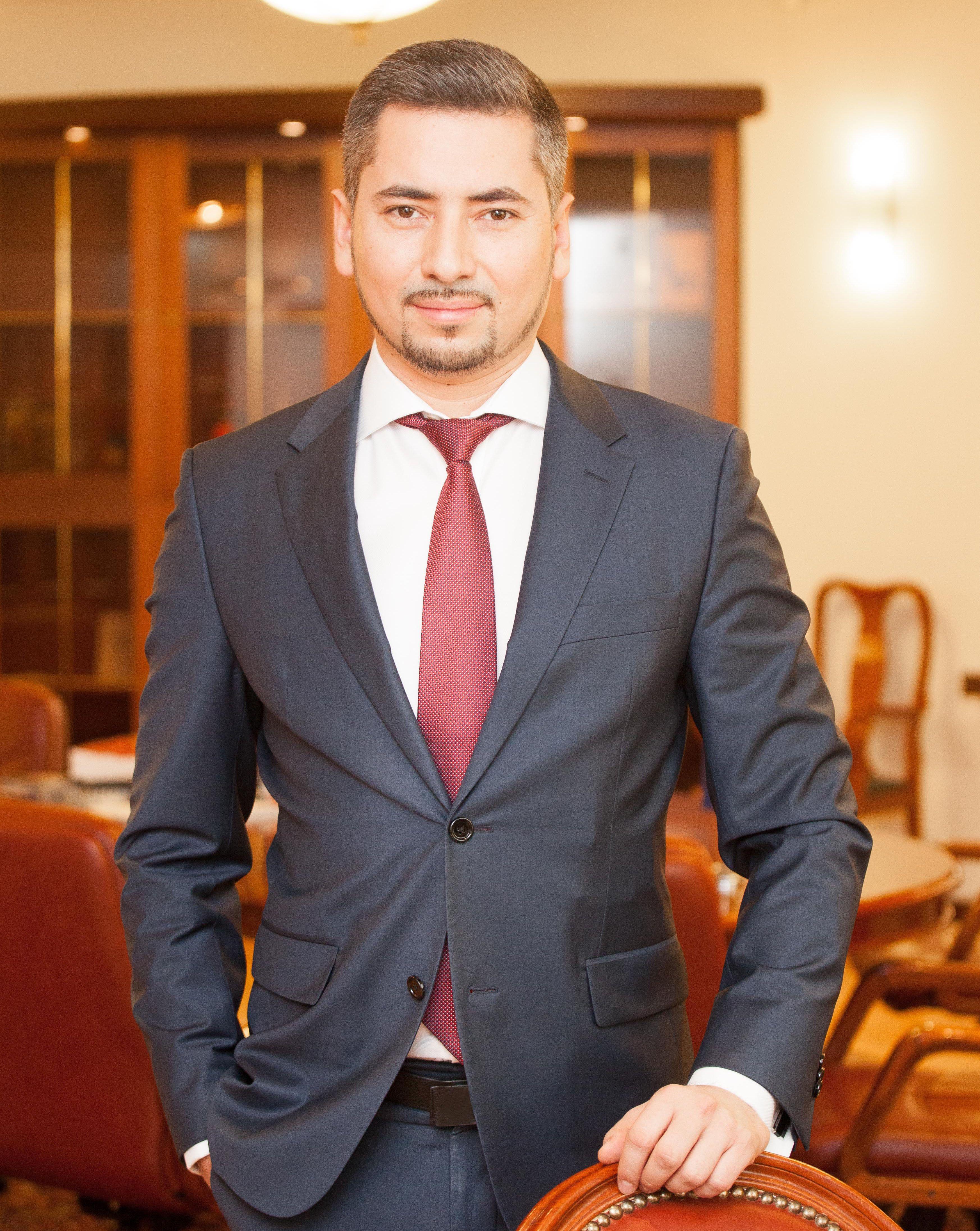 Рустам Мавланов