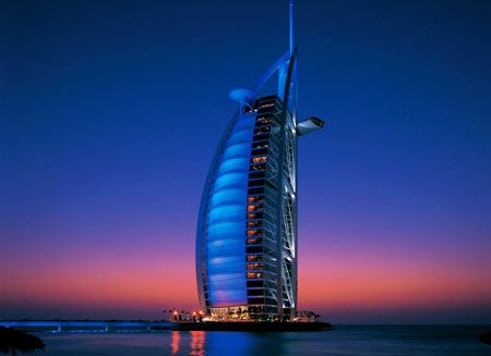 Самые дорогие отели мира в Дубаи и Женеве- Kapital.kz
