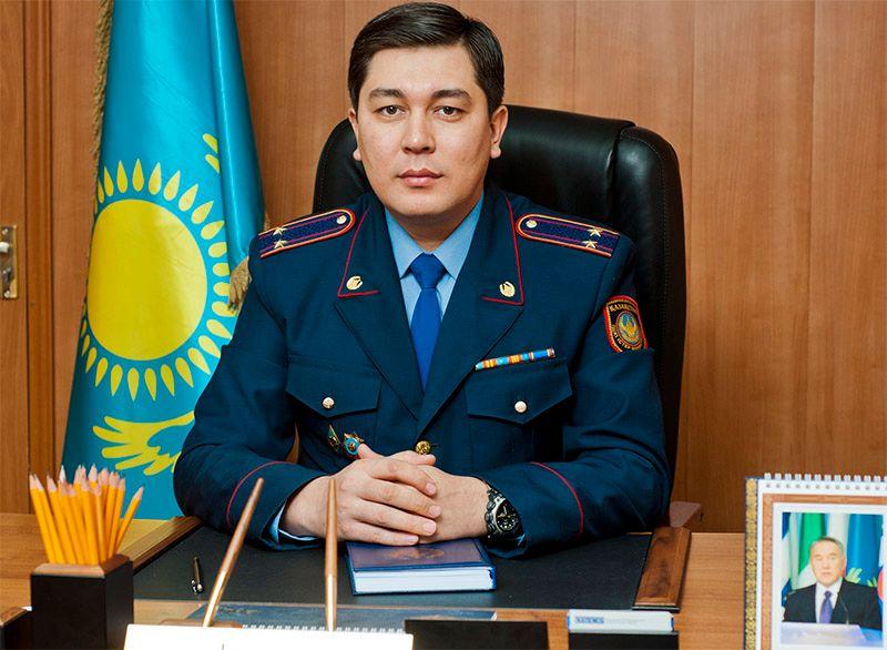 В Карагандинской академии МВД новый начальник- Kapital.kz
