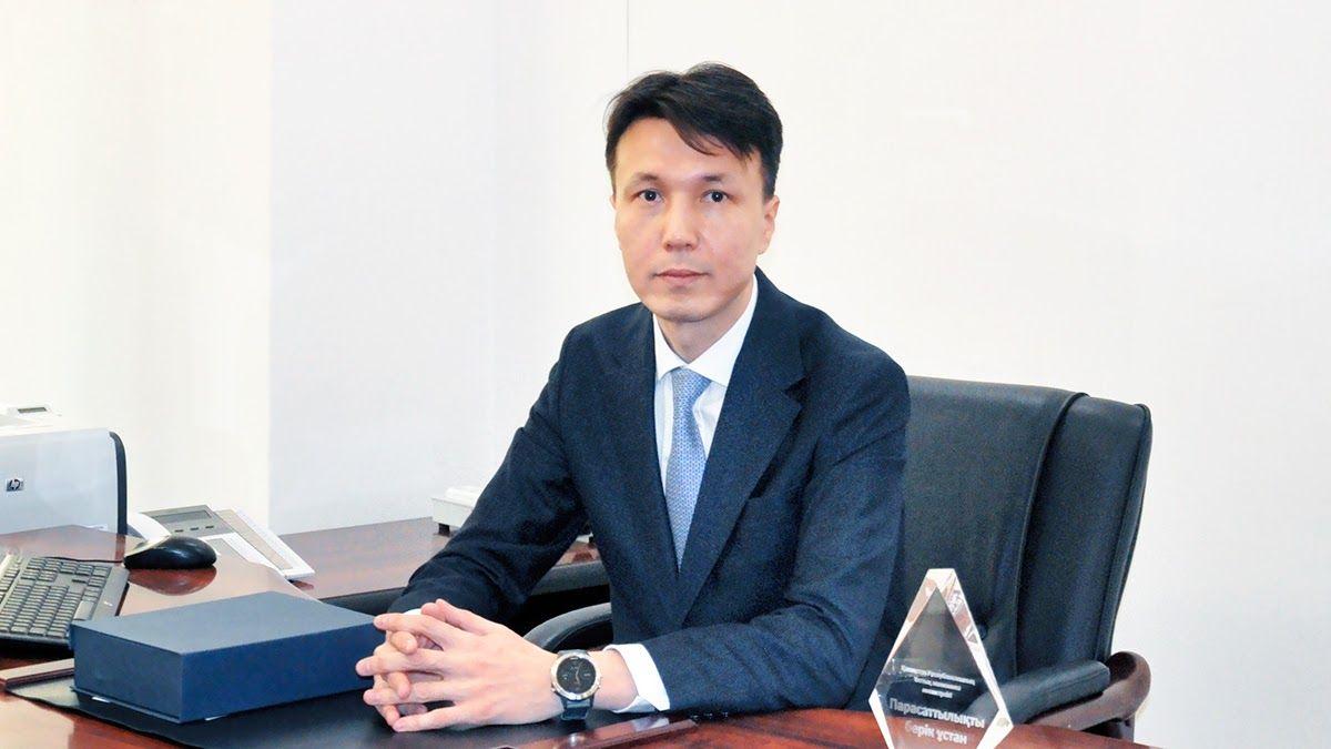 Алибек Куантыров стал вице-министром нацэкономики 630167 - Kapital.kz