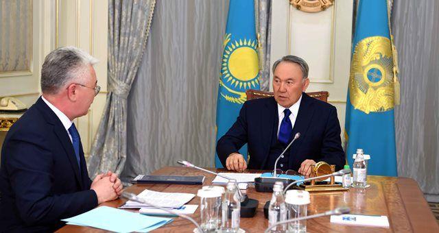Президенту доложили оразработке концепции Киберщит Казахстана- Kapital.kz