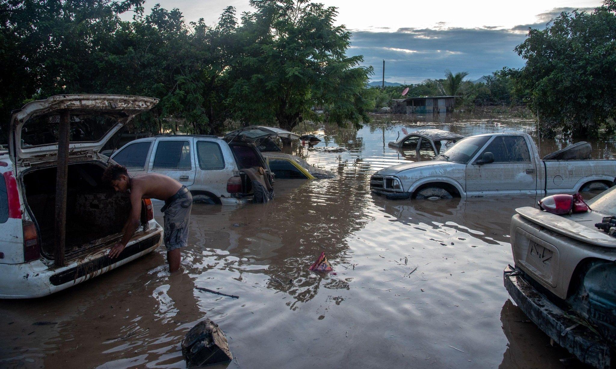 Какие последствия окажет шторм «Эта» на страховщиков- Kapital.kz