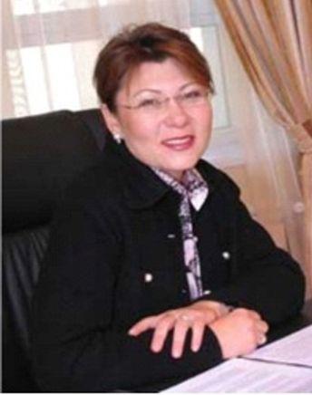 Сыргабекова Асия  Нарымановна