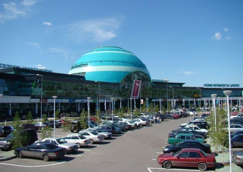 Возле аэропорта Астаны построят двухэтажный паркинг- Kapital.kz
