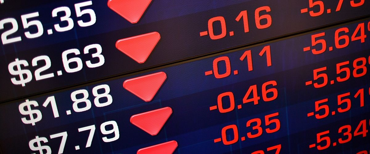 Акции пяти техногигантов США обвалились на20%- Kapital.kz