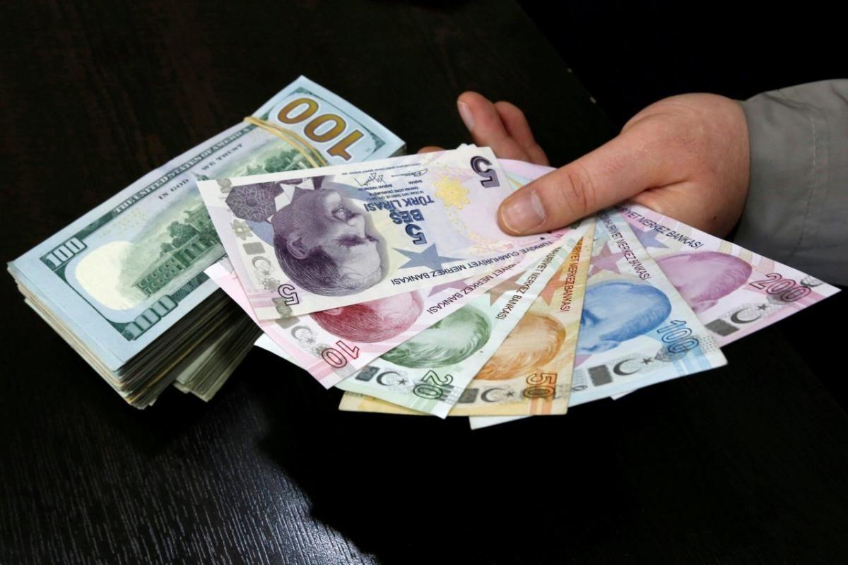 Турецкая лира обвалилась кдоллару доисторического минимума- Kapital.kz