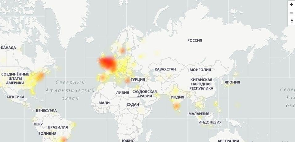 downdetector.ru - Kapital.kz