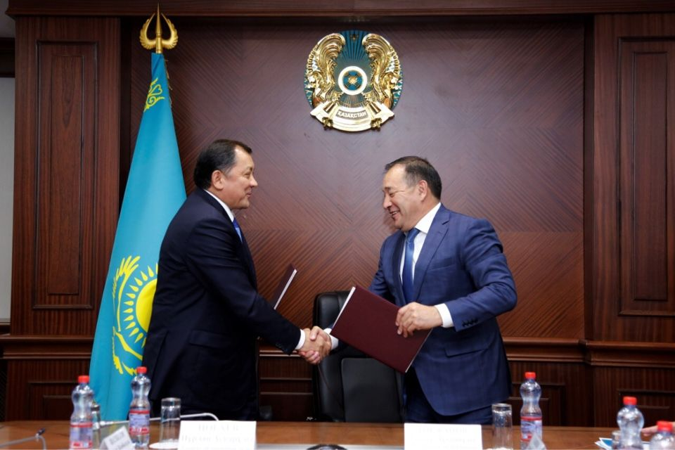 Очем договорились акимы Атырауской иМангистауской областей- Kapital.kz