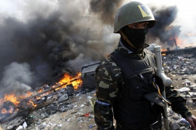 Власти Украины хотят перемирия с ополченцами- Kapital.kz
