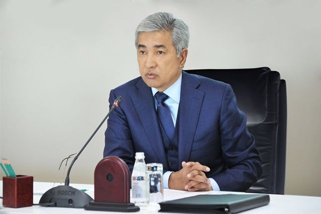 Имангали Тасмагамбетов освобожден от должности- Kapital.kz
