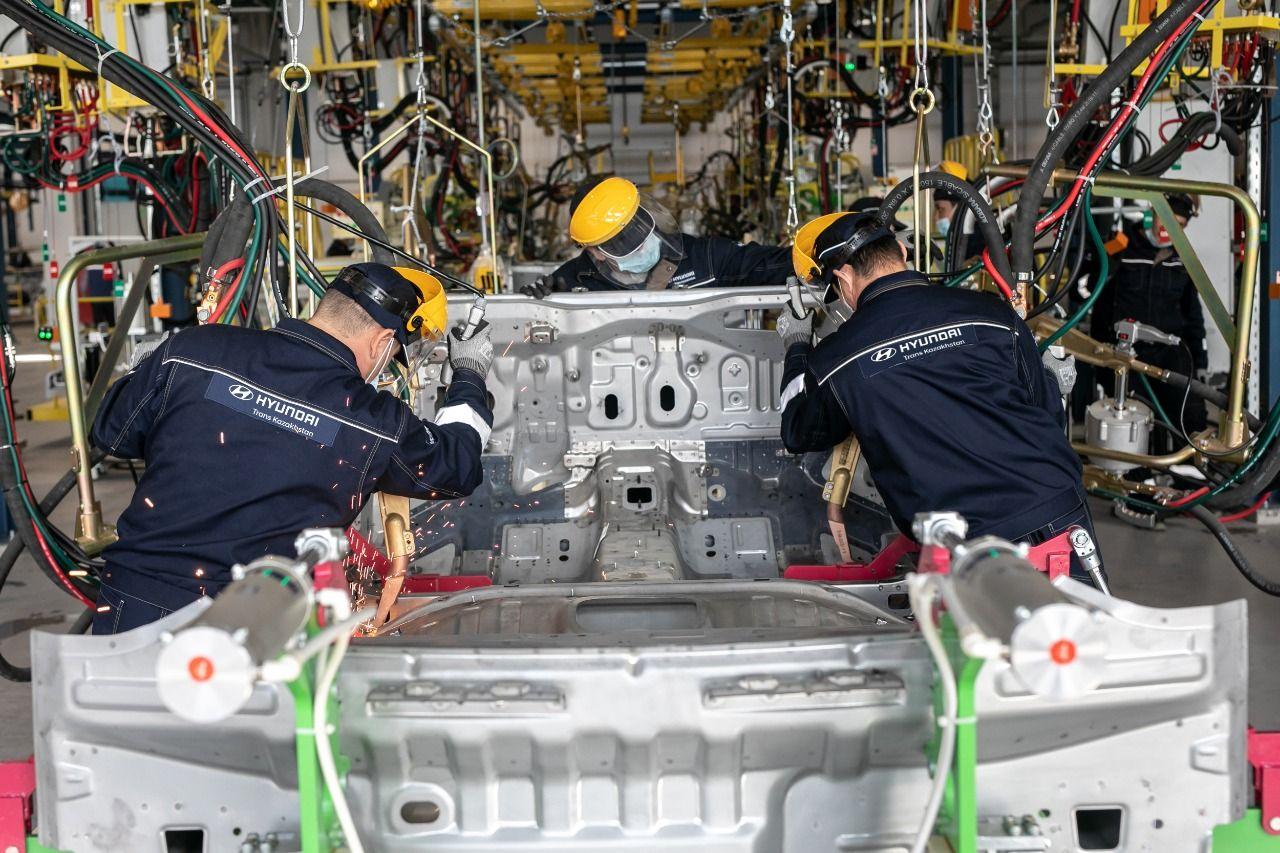 Автомобильная промышленность Казахстана в цифрах 559512 - Kapital.kz