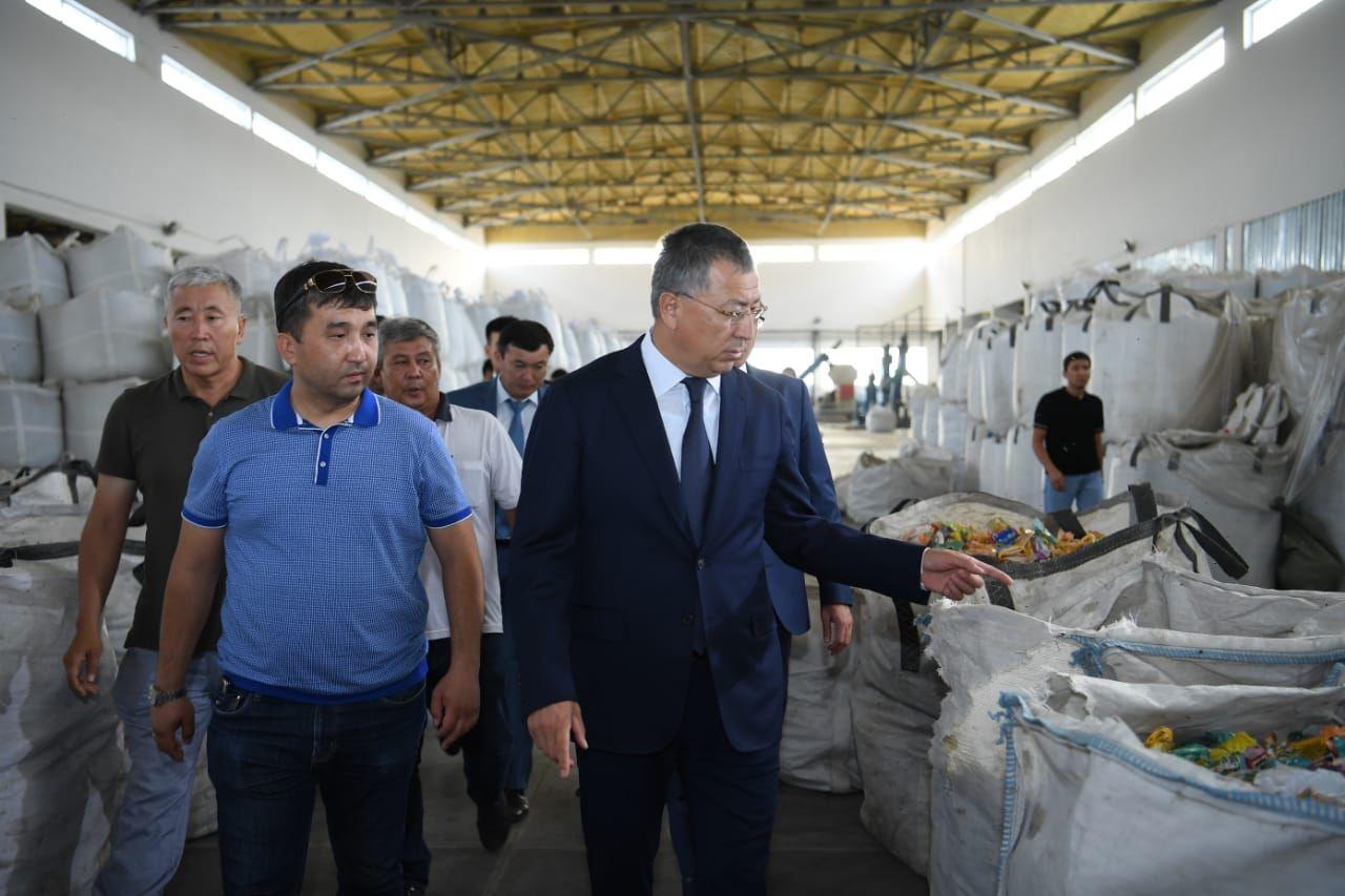 ВТуркестанской области будут производить искусственное волокно- Kapital.kz