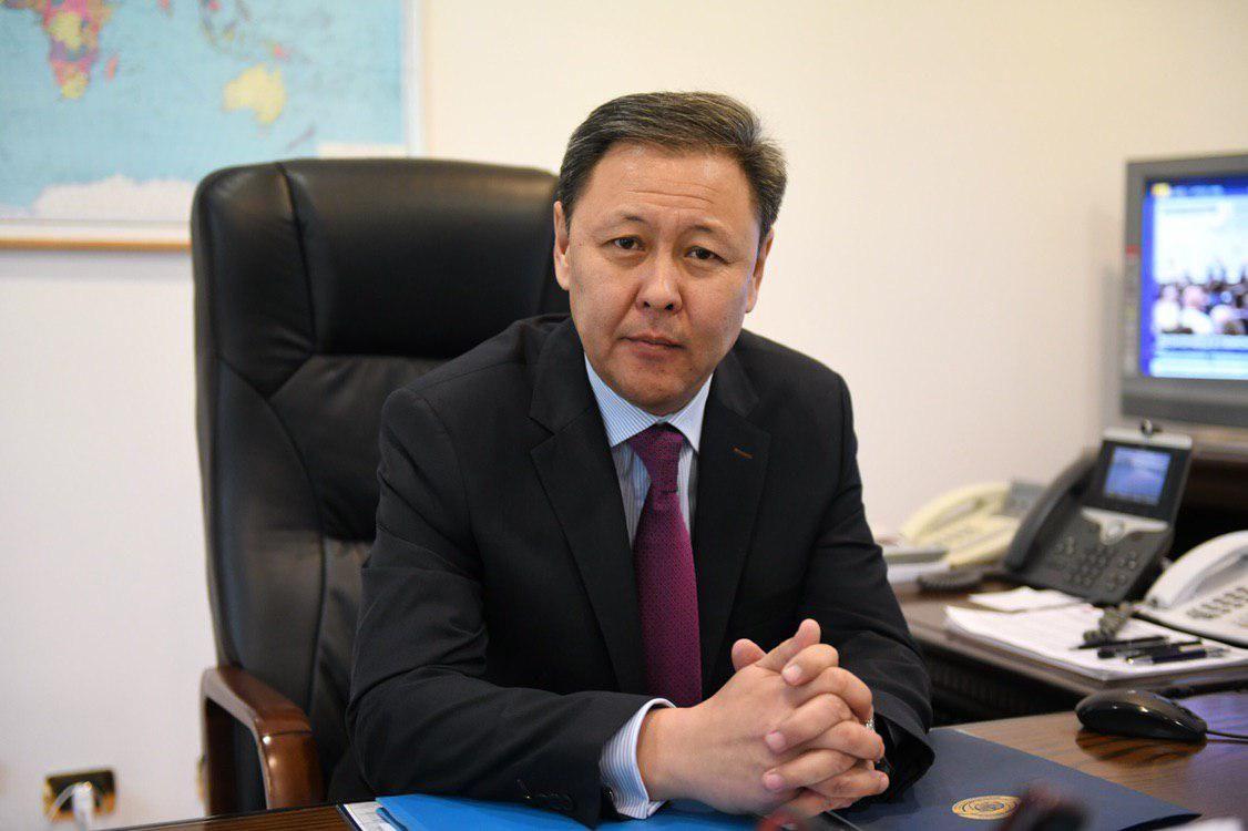 Послом в Иордании назначен Айдарбек Туматов - Kapital.kz