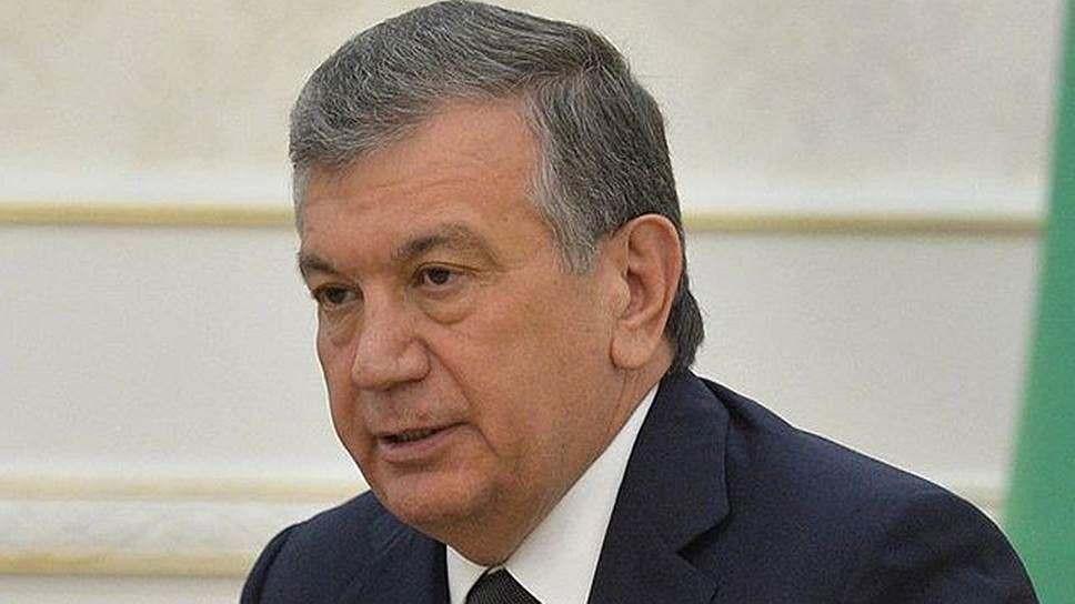 Шавкат Мирзиёев выдвинут в кандидаты на пост президента Узбекистана- Kapital.kz