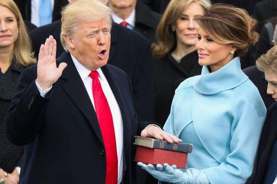 Дональд Трамп вступил вдолжность президента США- Kapital.kz