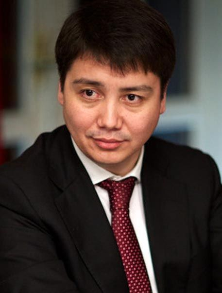 Абденов Серик Сакбалдиевич