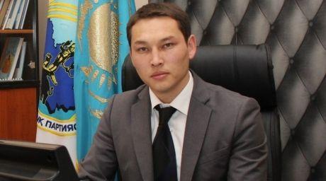 Санжар Бокаев покидает акимат Алматы- Kapital.kz