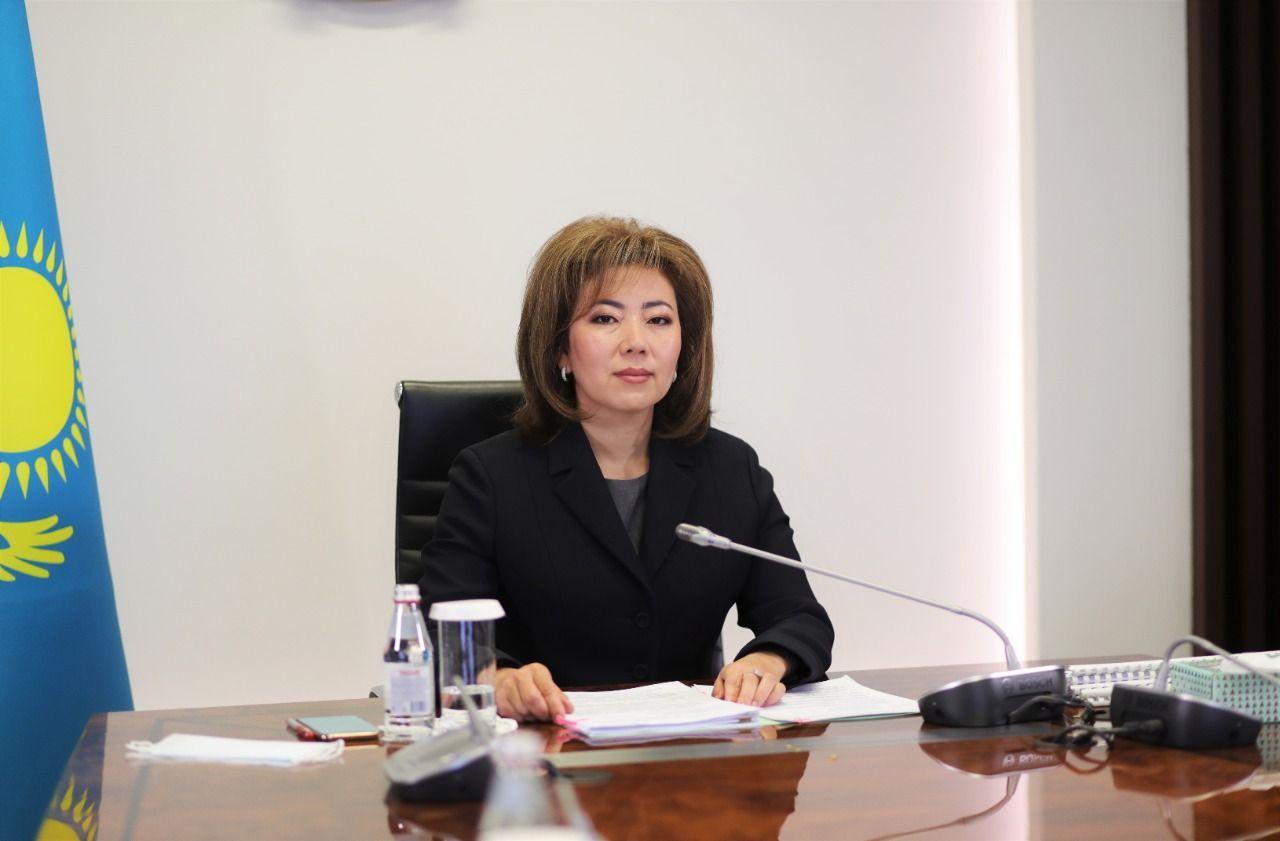 Мадина Абылкасымова рассказала о Народном IPO- Kapital.kz