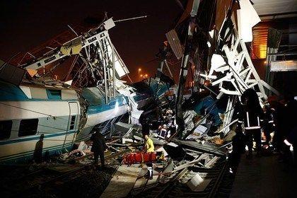 ВТурции столкнулись два поезда- Kapital.kz