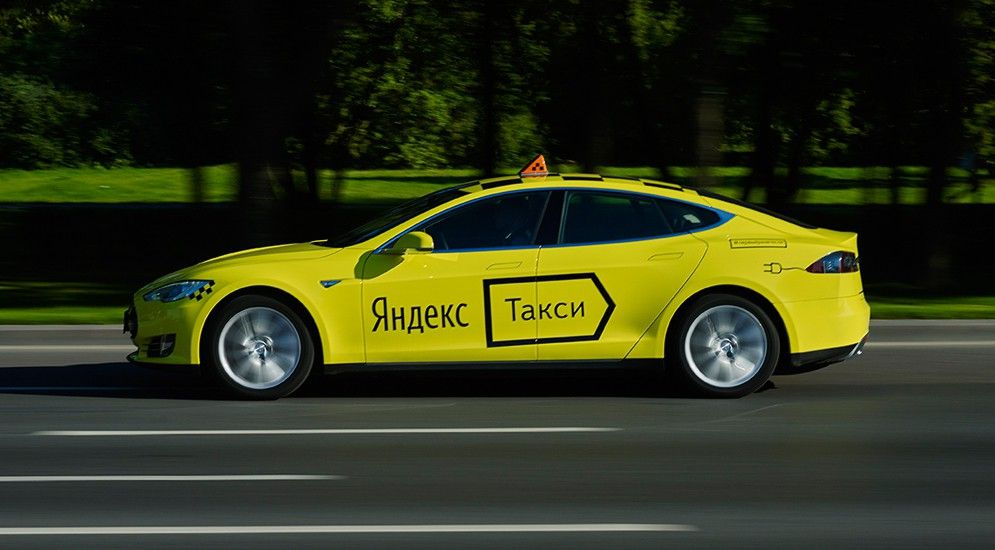 Яндекс.Такси начинает работать в Алматы - Kapital.kz