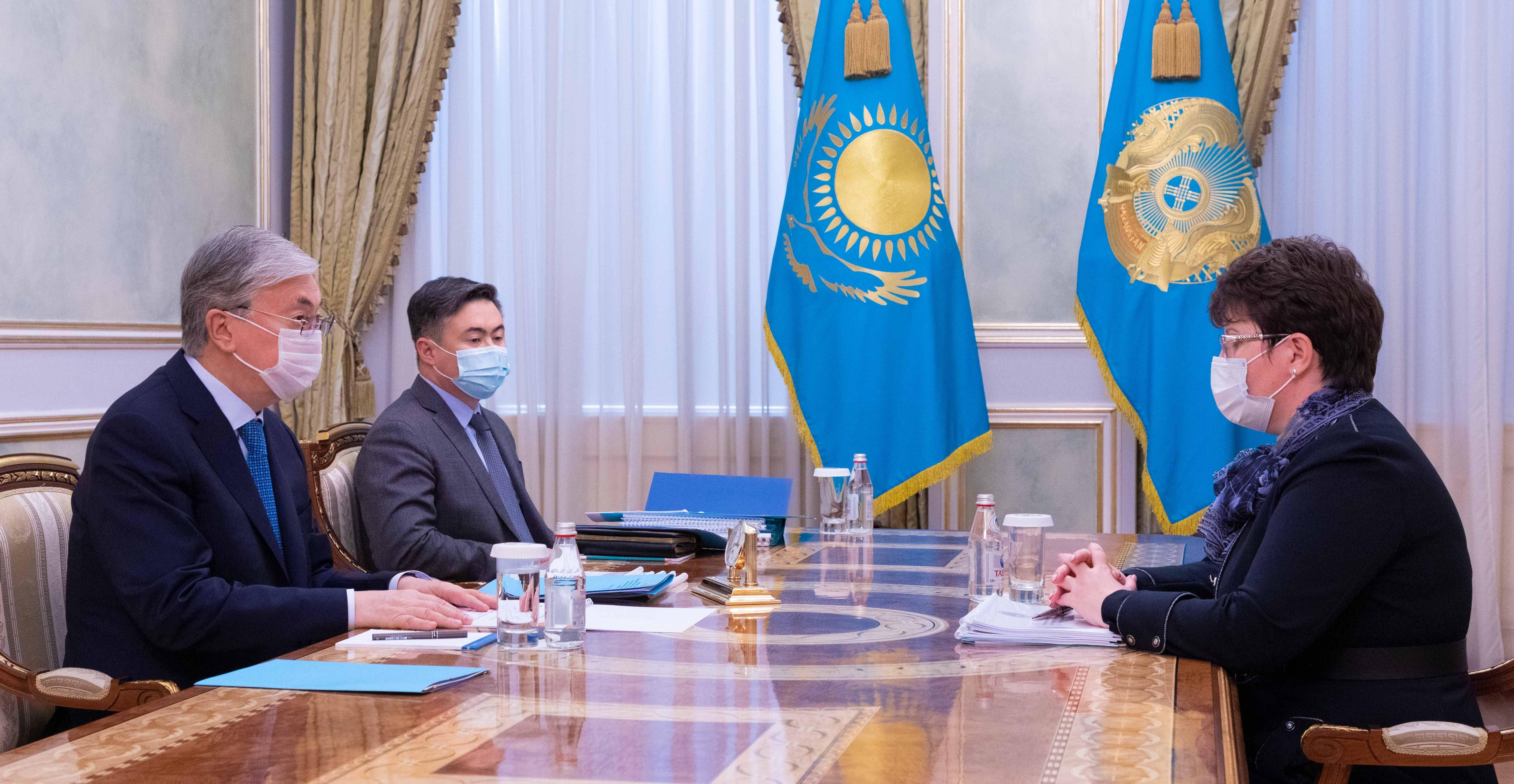 Счетный комитет проверяет расходы на антикризисные меры- Kapital.kz