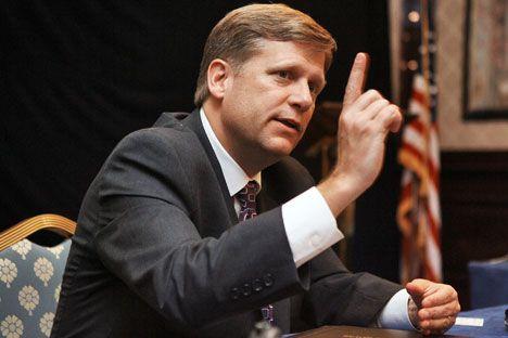 Майкл Макфол назвал несправедливыми ответные меры Москвы насанкции США- Kapital.kz