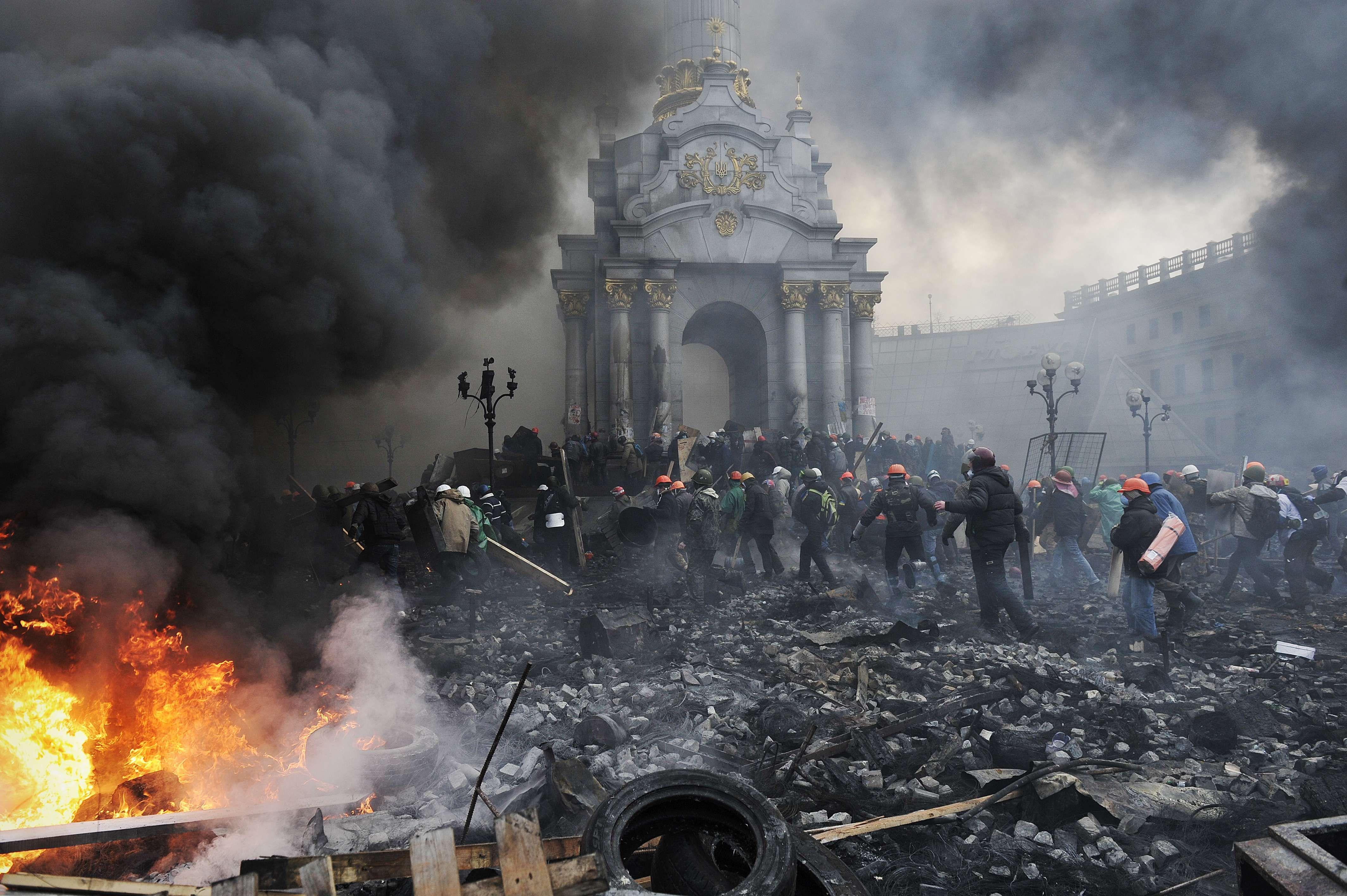 Кризис на Украине спровоцировал процессы, ведущие к войне- Kapital.kz