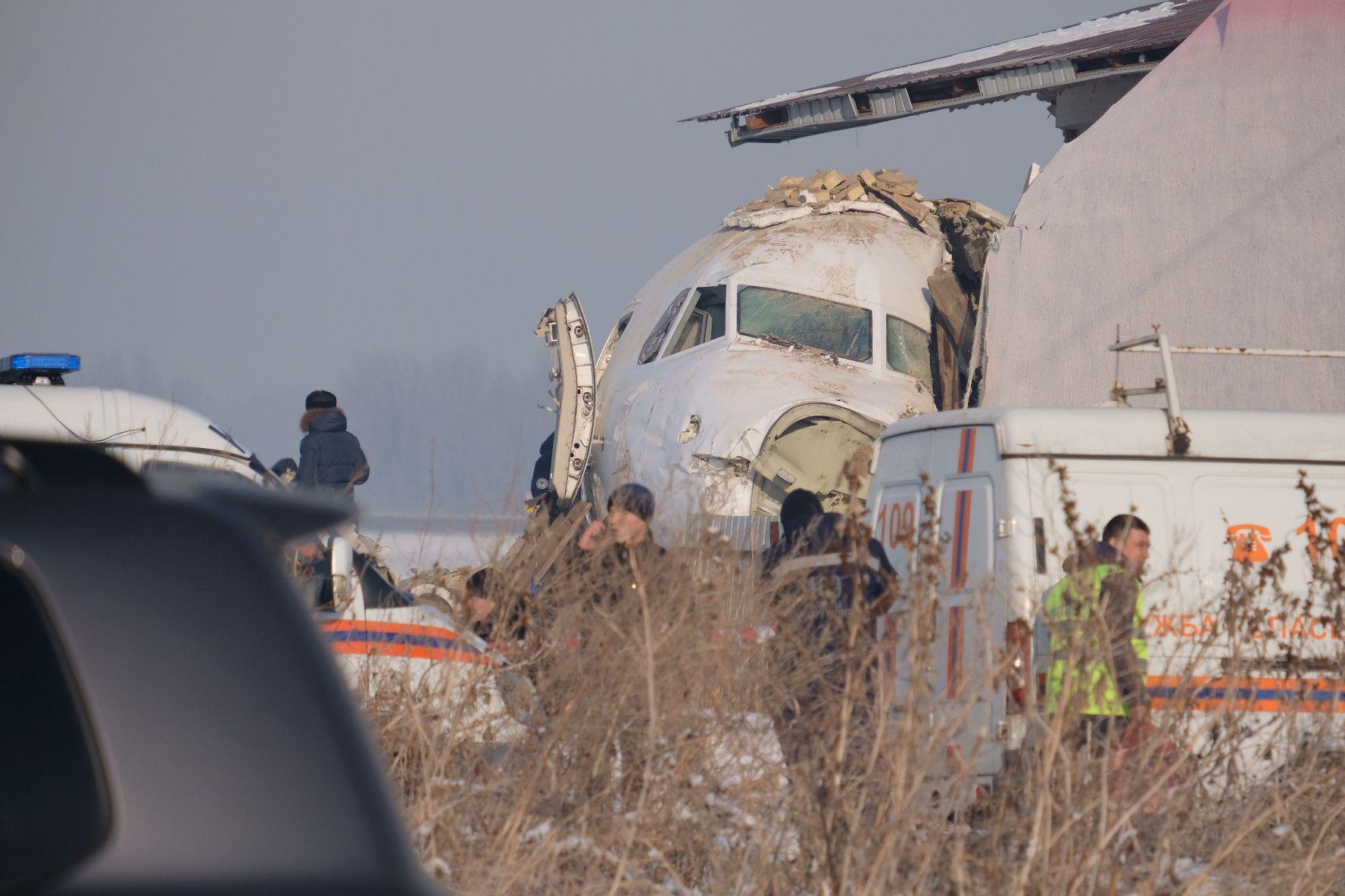 Число погибших в авиакатастрофе под Алматы увеличилось  152710 - Kapital.kz
