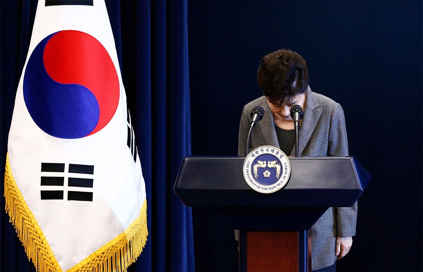 Экс-президента Южной Кореи поместили под арест- Kapital.kz