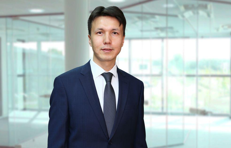 Меиржан Юсупов возглавил KAZAKH INVEST- Kapital.kz