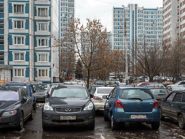 В Москве отучат горожан парковаться во дворах- Kapital.kz