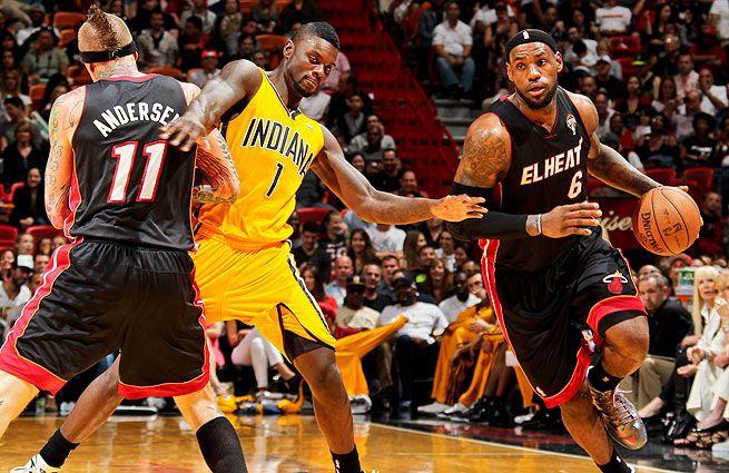 «Майами» переиграл «Индиану» в первом матче финальной серии НБА- Kapital.kz