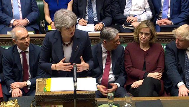 Парламент Великобритании не одобрил соглашение по Brexit- Kapital.kz