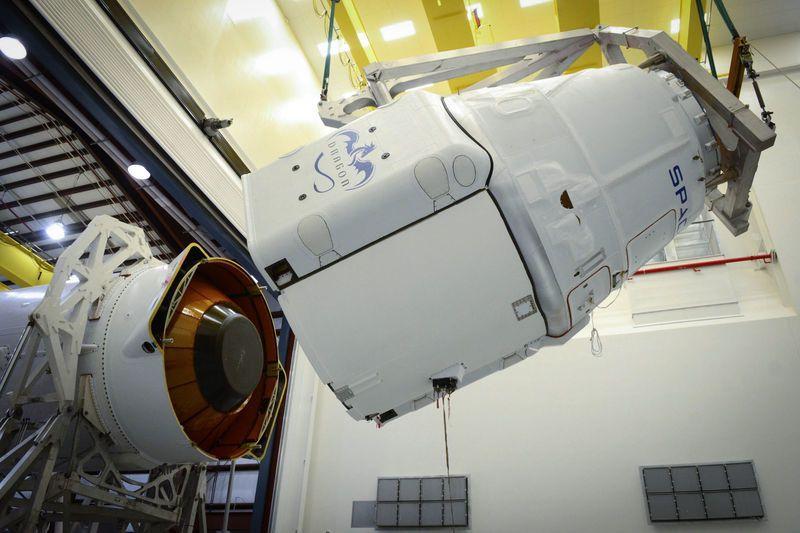 Космический корабль Илона Маска стал многоразовым- Kapital.kz