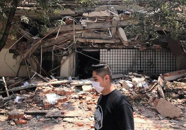 ВМексике ущерб отземлетрясений оценили в $2млрд- Kapital.kz