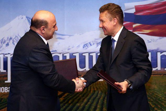 Газпром стал владельцем газовой компании Армении- Kapital.kz
