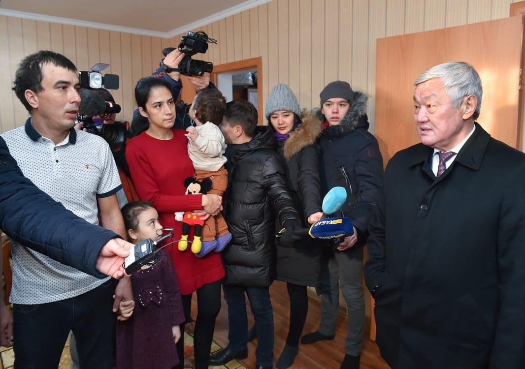 Свыше двух тысяч человек переселились в Северный Казахстан в этом году 121213 - Kapital.kz