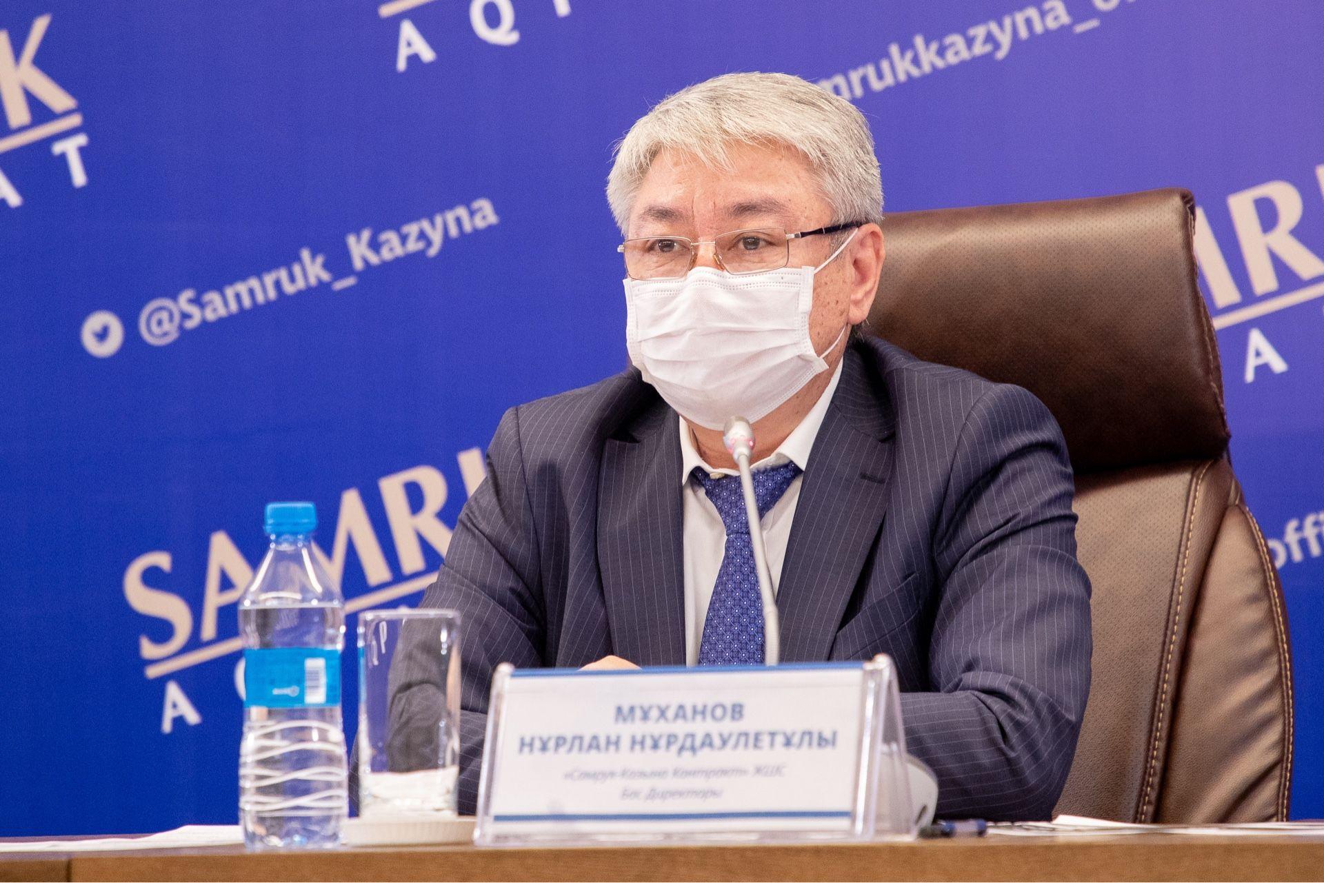 В закупках «Самрук-Казына» облегчили предквалификационный отбор- Kapital.kz
