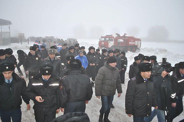Человеческий фактор стал причиной крушения самолета под Алматы- Kapital.kz