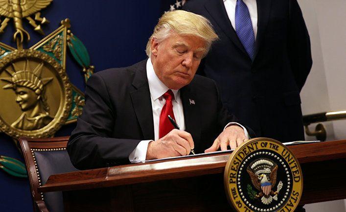 Иммиграционный указ Дональда Трампа коснется граждан семи стран- Kapital.kz