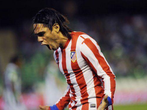 Фалькао из «Атлетико» перейдёт в «Монако»- Kapital.kz