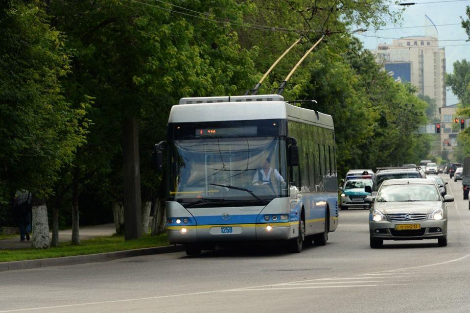В Алматы проведут реконструкцию троллейбусных сетей- Kapital.kz